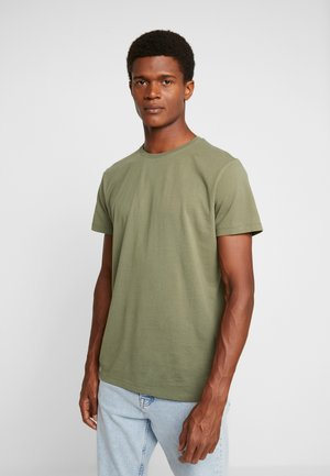 T-shirt - bas - khaki green
