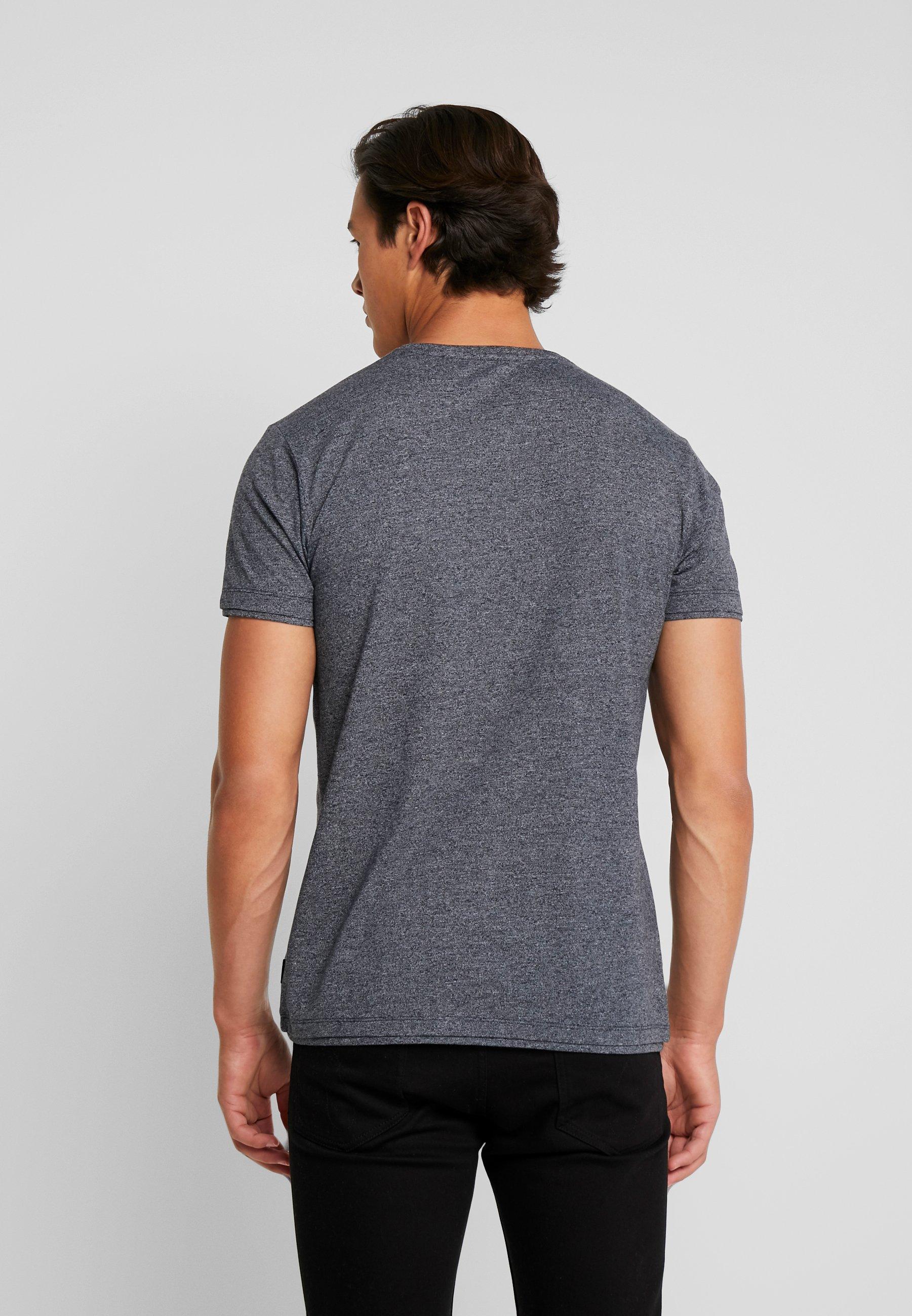 Peach Navy Basique shirt GrindlT Esprit MGSzpUqV