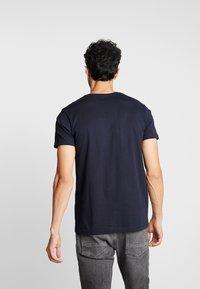 Esprit - BASIC LOGO - T-shirt con stampa - navy - 2