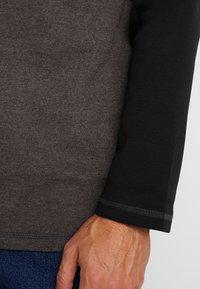 Esprit - Topper langermet - dark grey - 5