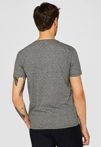 Esprit - Camiseta estampada - black - 2