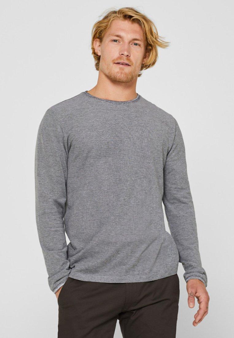 Esprit - Langarmshirt - medium grey