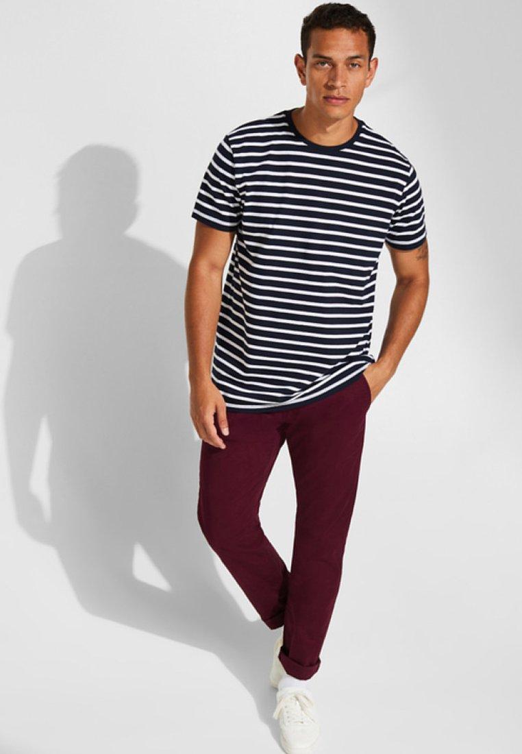 Esprit T-shirt Imprimé - Navy Blue