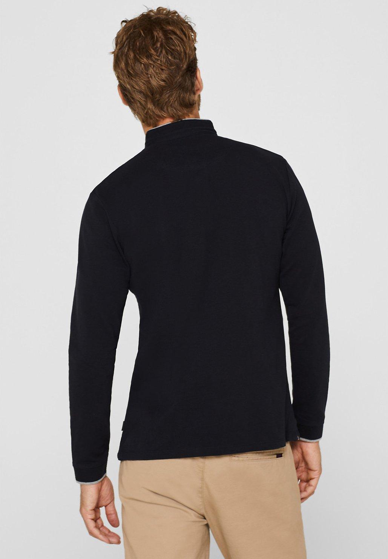 shirt Esprit À Manches T LonguesBlack 0Pkw8OXn