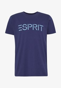 Esprit - T-shirt z nadrukiem - dark blue - 3