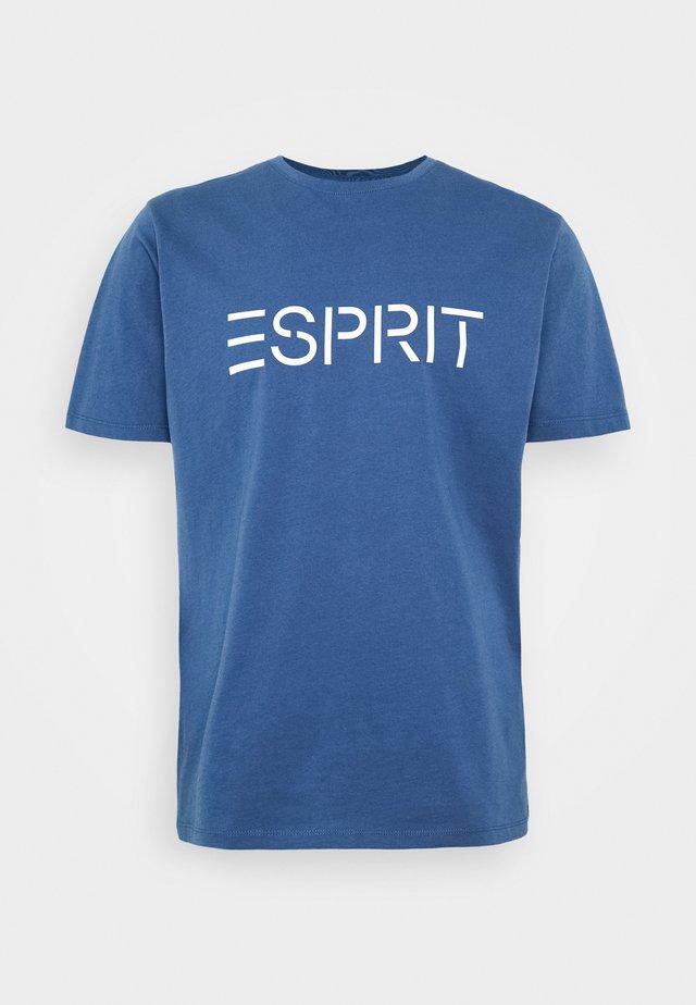 LOGO - Camiseta estampada - blue