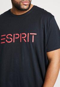Esprit - LOGO - Printtipaita - black - 5