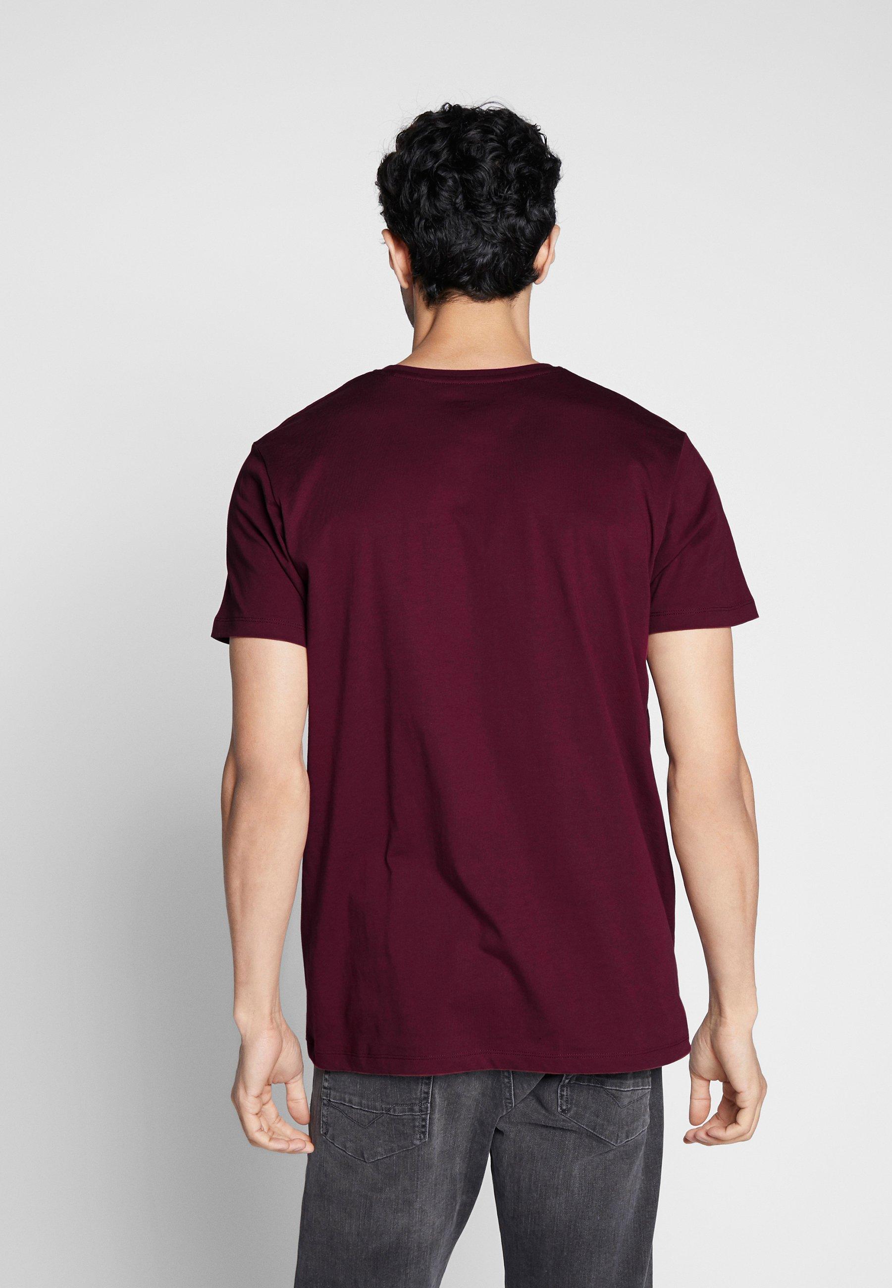 Esprit T-shirt basic - bordeaux red