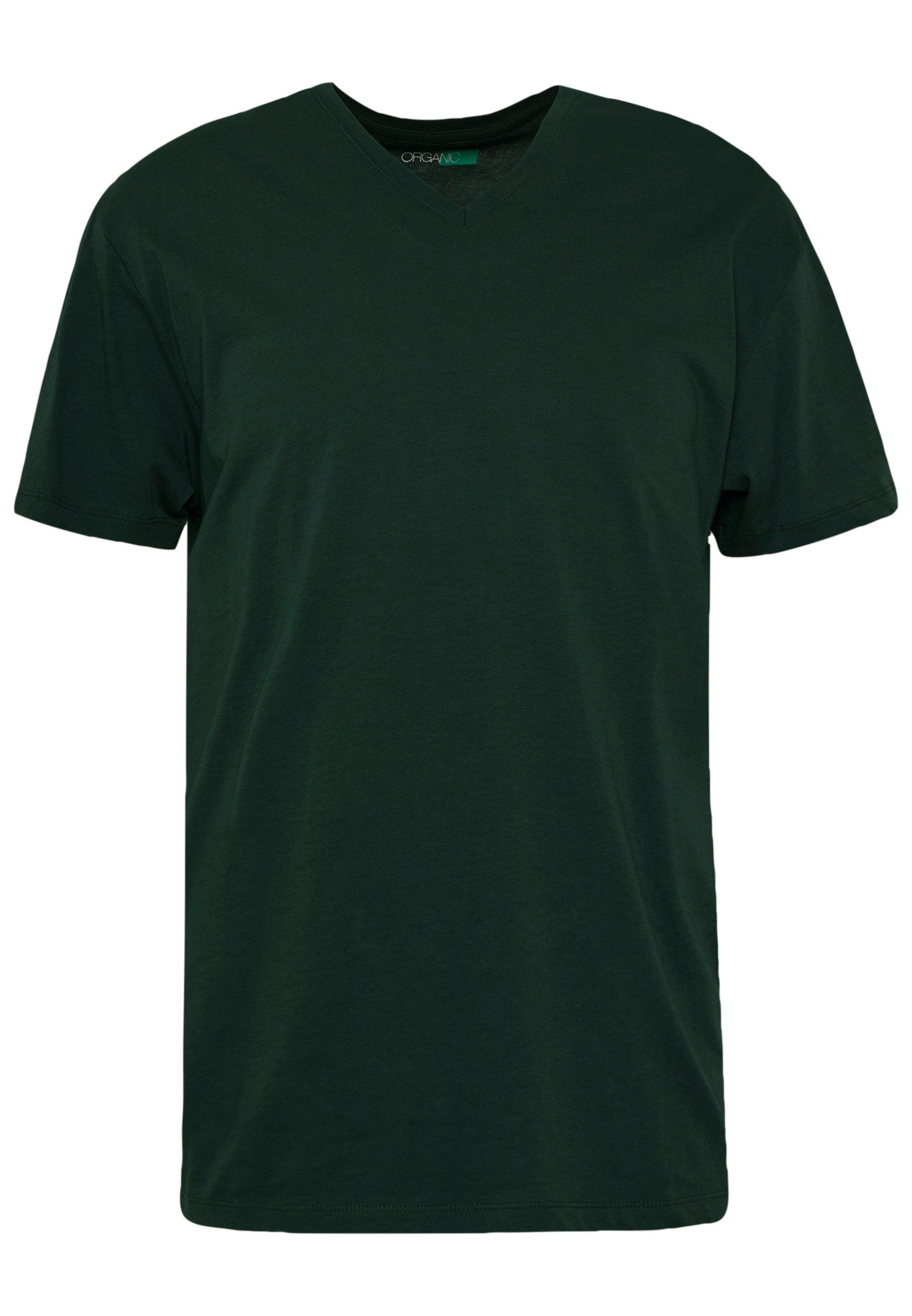 Esprit T-shirt basic - teal blue