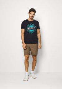 Esprit - T-shirt z nadrukiem - navy - 1