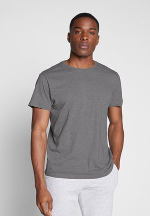 Basic T-shirt - medium grey