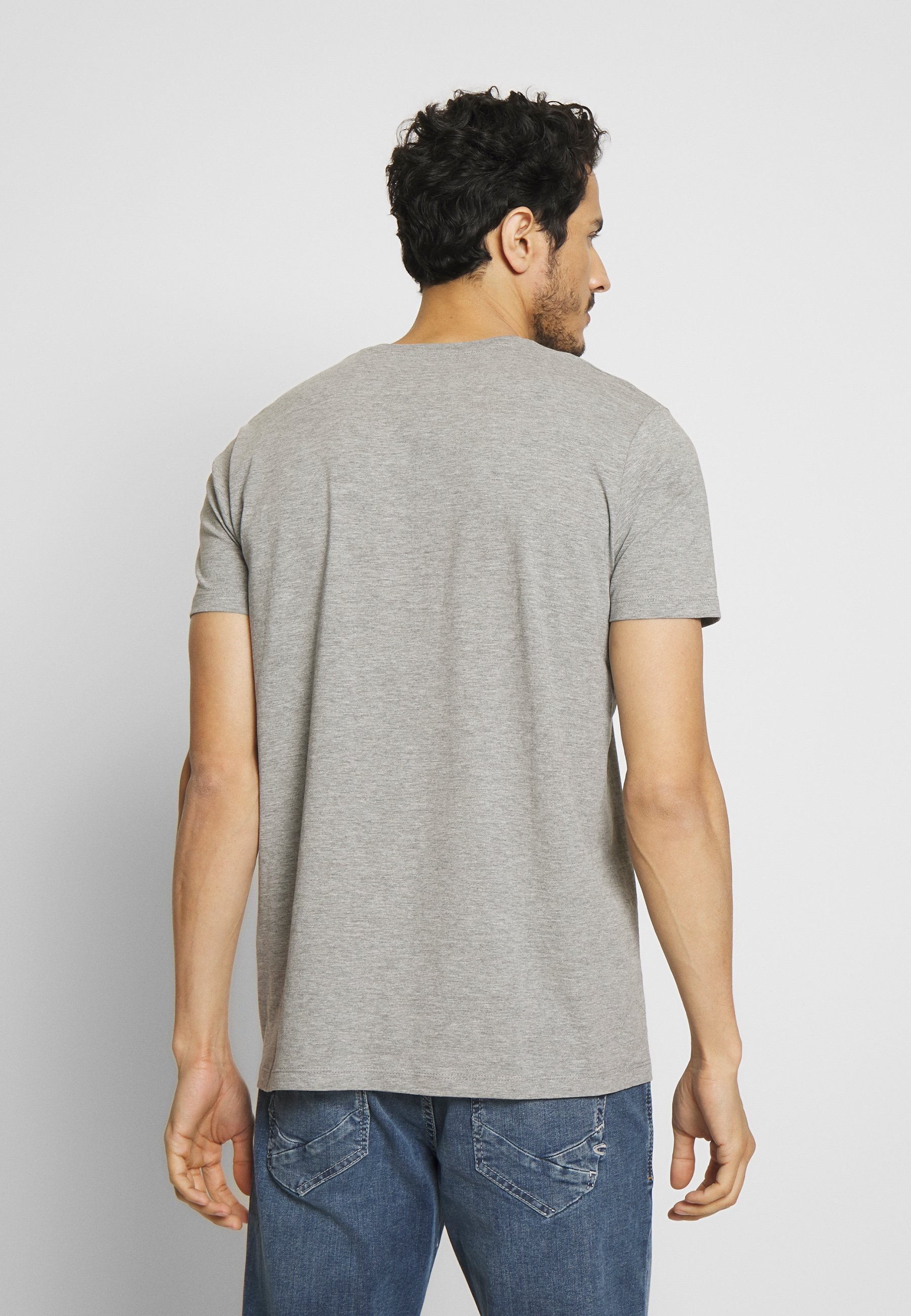 Esprit T-shirt Imprimé - Medium Grey