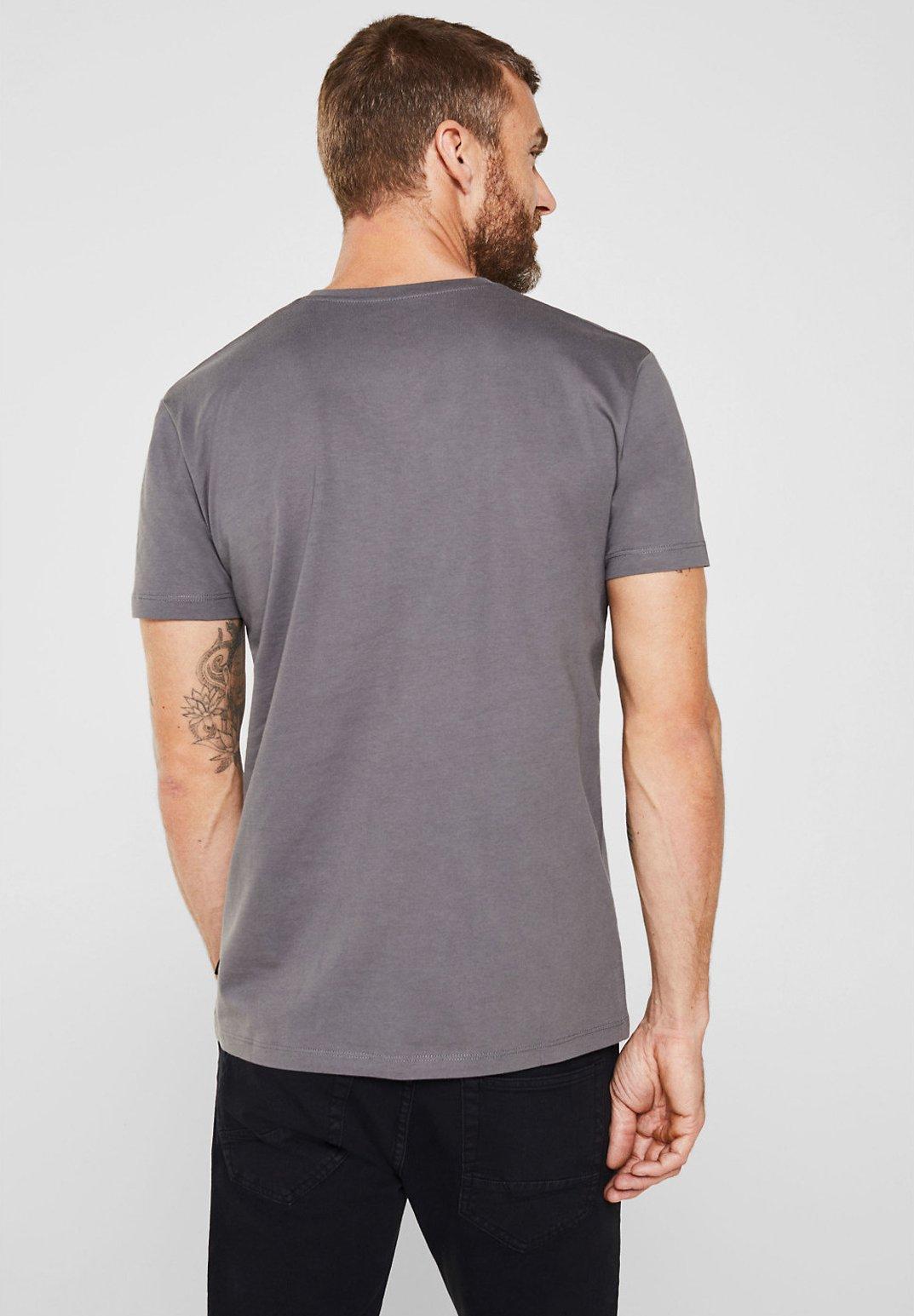Esprit 2 Pack - T-shirt Basique Dark Grey