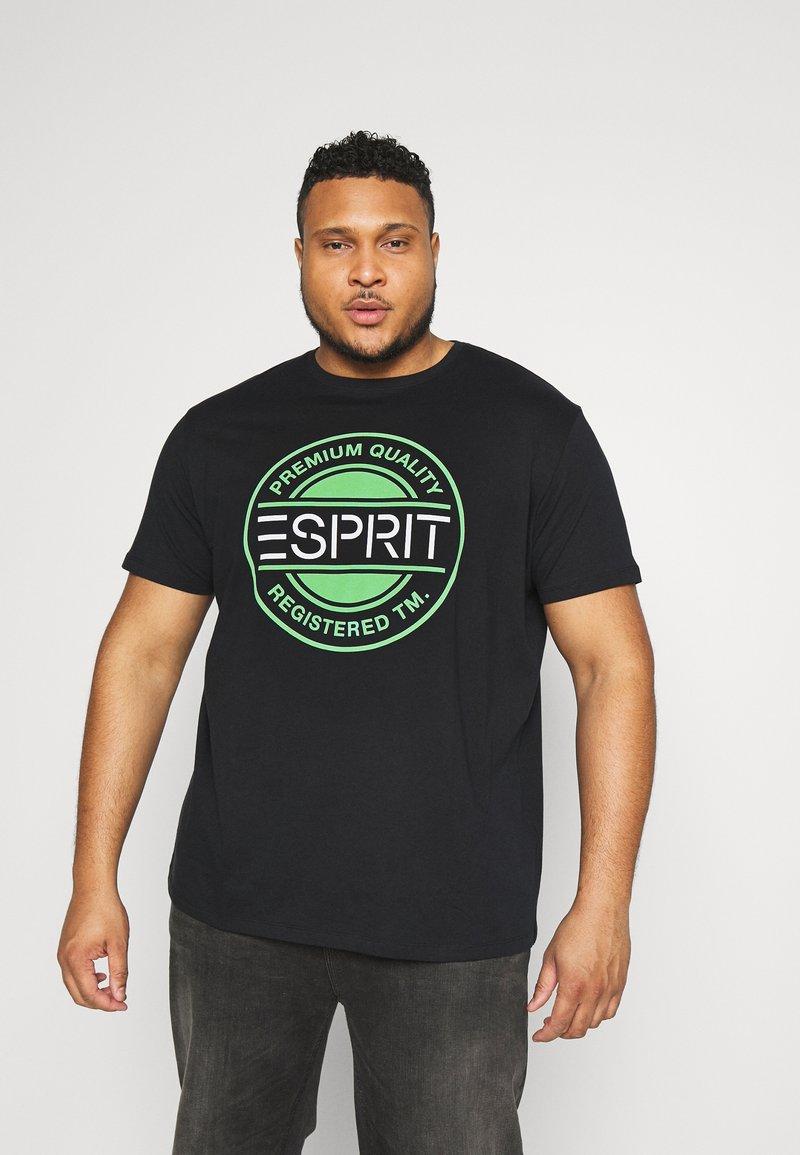 Esprit - Printtipaita - black