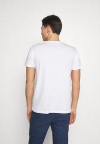 Esprit - 5 PACK - Basic T-shirt - teal blue - 3