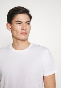 Esprit - 5 PACK - T-shirt basic - teal blue - 6
