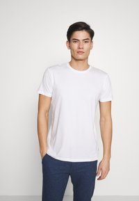 Esprit - 5 PACK - T-shirt basic - teal blue - 1