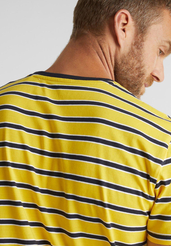 Esprit T-shirt Imprimé - Yellow