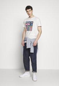 Esprit - Camiseta estampada - off white - 1