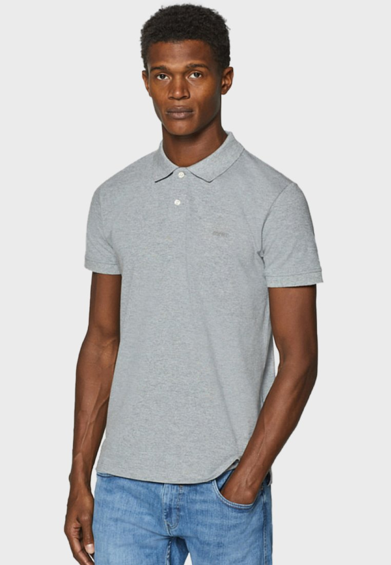 Esprit - Poloshirt - medium grey