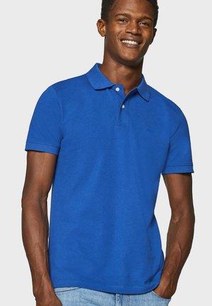 Poloshirt - bright blue