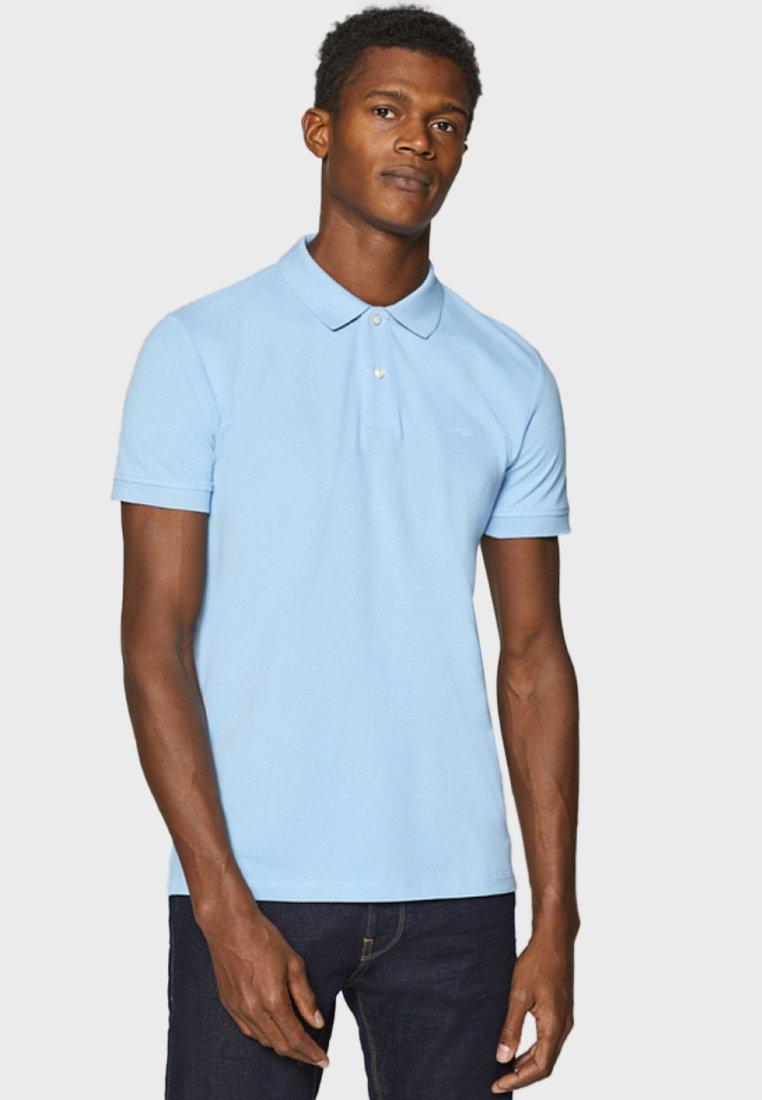 Esprit - Poloshirt - light blue