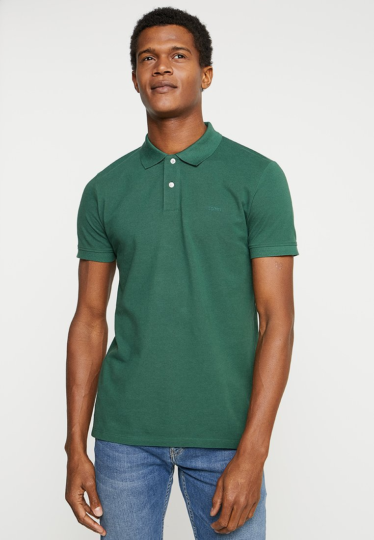 Esprit - Poloshirt - dark green