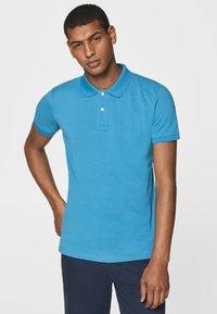 Esprit - Polo shirt -  blue - 0