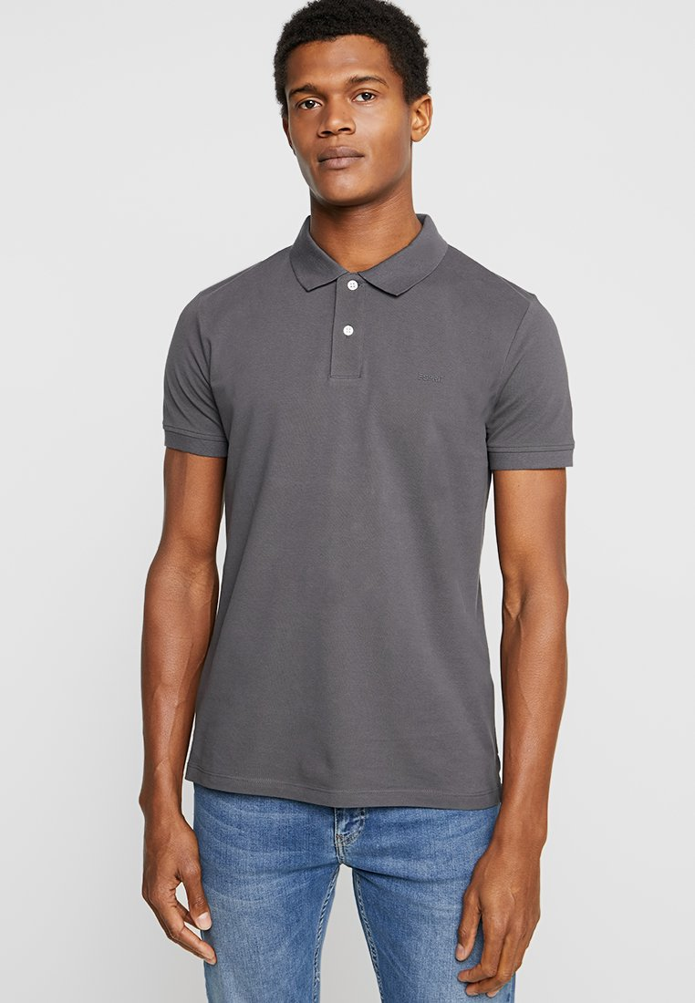 Esprit - Poloshirt - dark grey