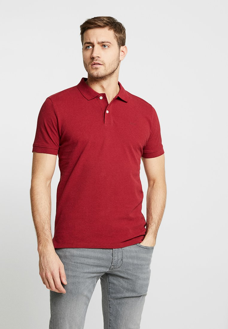 Esprit - Polo shirt - bordeaux red