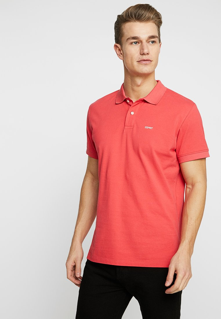 Esprit - Polo - coral red
