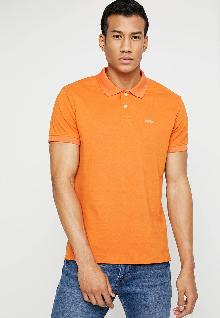 Esprit - Poloshirt - burnt orange