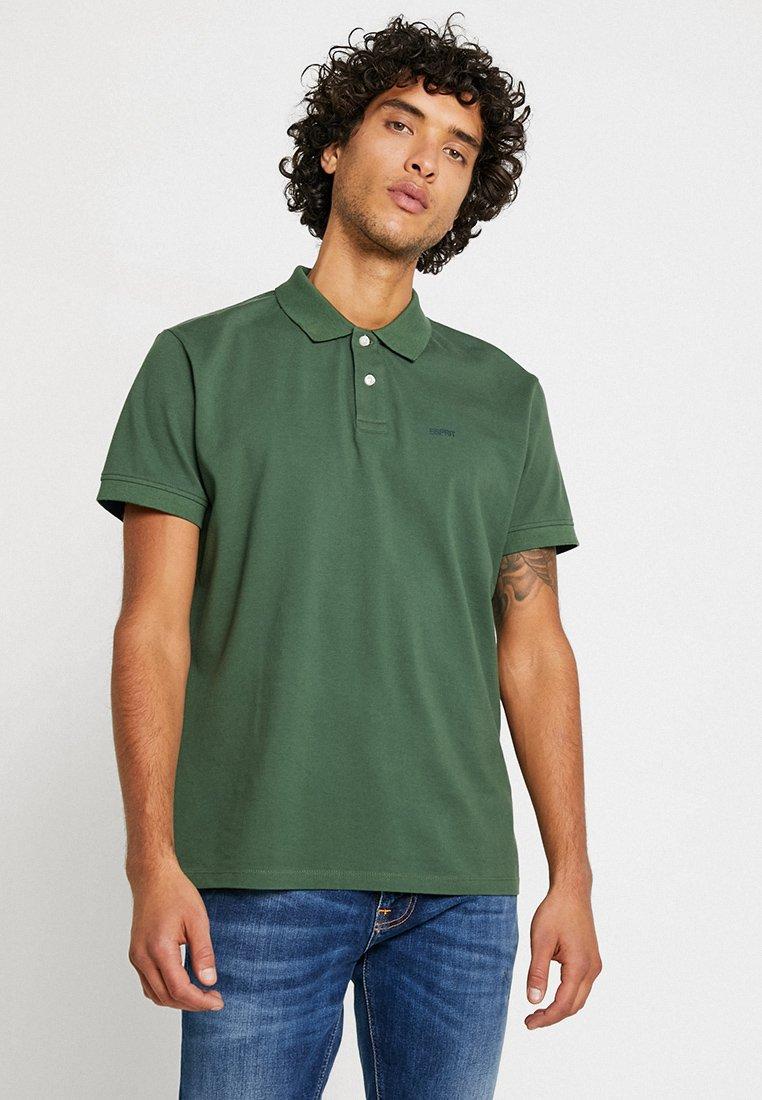 Esprit - Poloshirt - khaki green