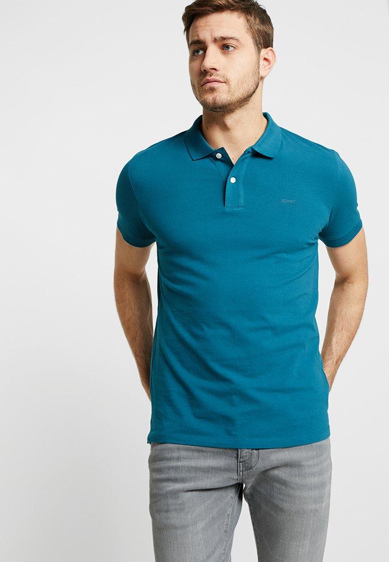 Esprit - Polo - petrol blue