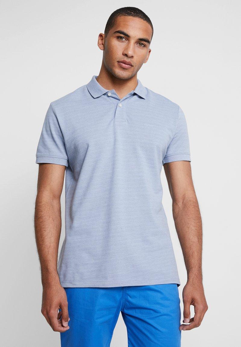 Esprit - Polo shirt - light blue