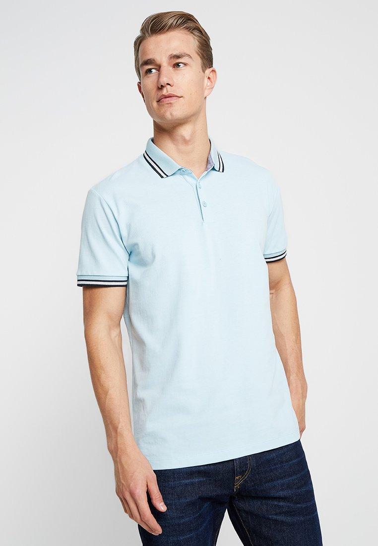 Esprit - SPORTY - Polo - light blue