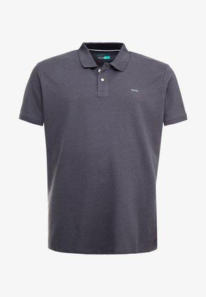 BASIC PLUS BIG - Polo shirt - anthracite