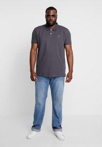 Esprit - BASIC PLUS BIG - Polo shirt - anthracite - 1
