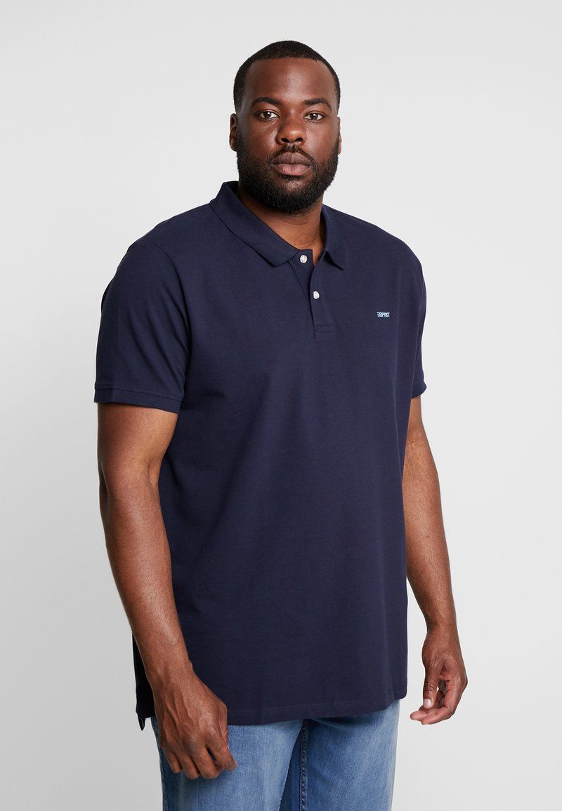 Esprit - BASIC PLUS BIG - Poloshirt - navy