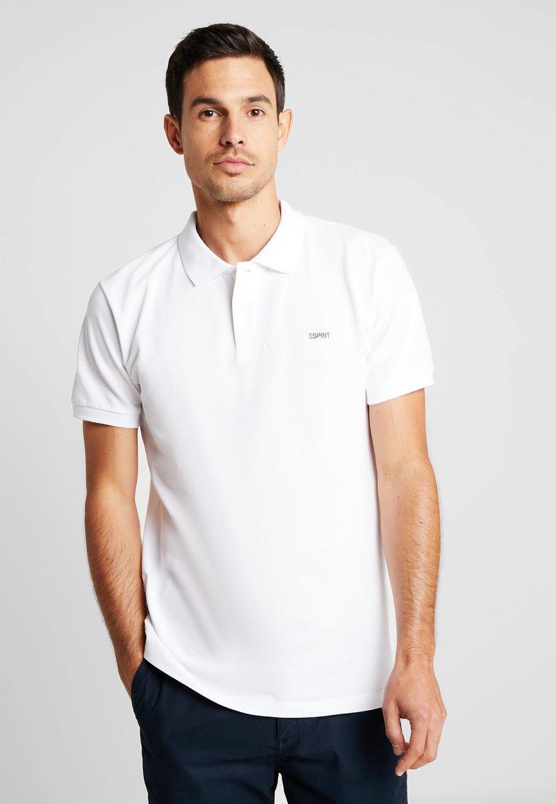 Esprit - Koszulka polo - white