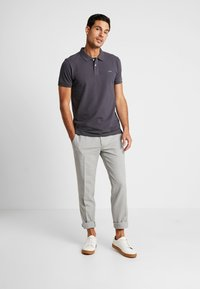 Esprit - Polo - anthracite - 1