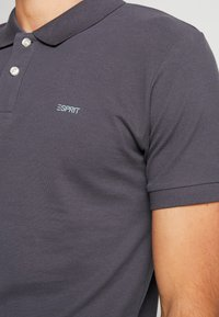Esprit - Polo - anthracite - 5