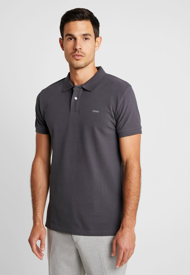 Esprit - Polo - anthracite