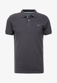 Esprit - Polo - anthracite - 4