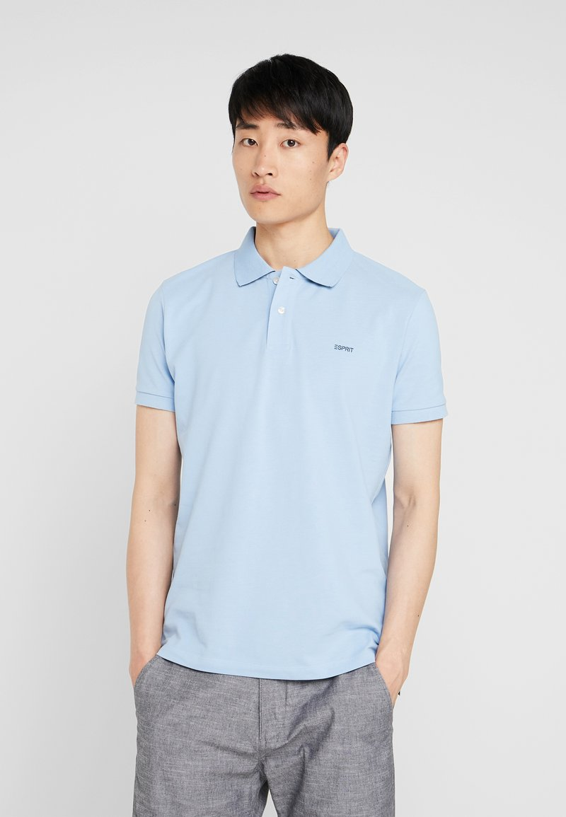 Esprit - Polo - light blue
