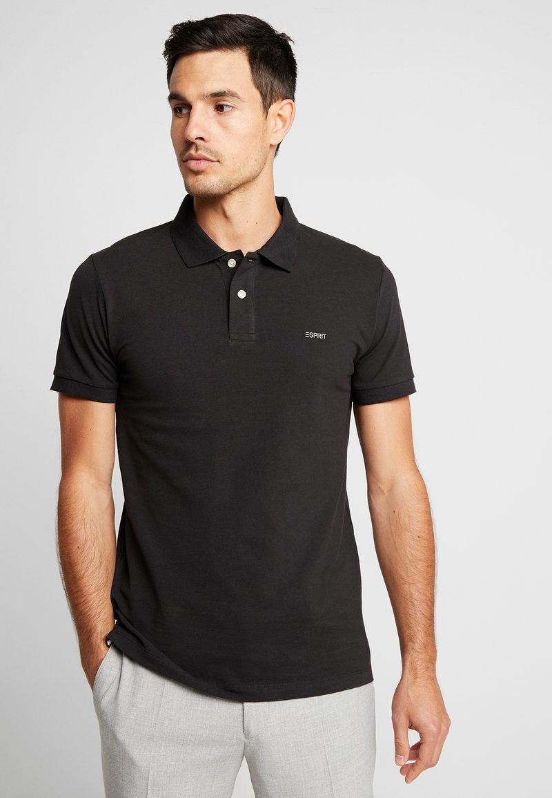 Esprit - Polo shirt - black