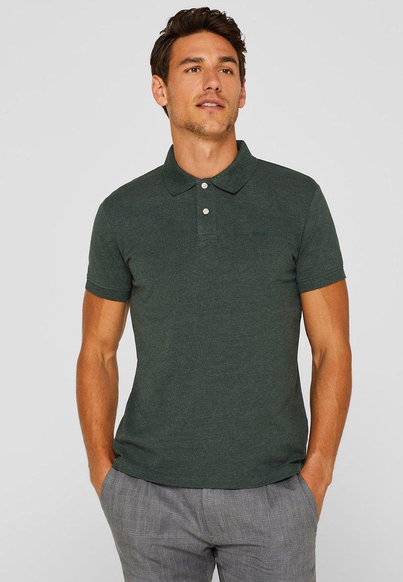 Esprit - FASHION  - Poloshirt - dark green