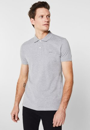 OCS  - Poloshirt - medium grey