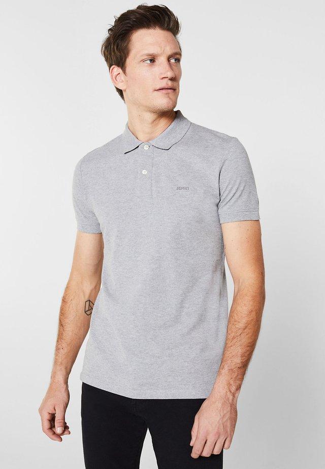 OCS  - Poloshirt - medium grey