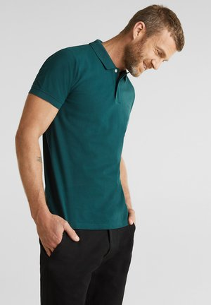 OCS  - Poloshirt - dark green